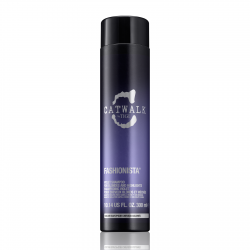 Tigi Catwalk Fashionista Violet Shampoo for gray and blond hair 300 ml