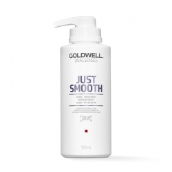 GOLDWELL DUALSENSES JUST SMOOTH 60Sec Treatment For Dry And Frizzy Hair 500ml