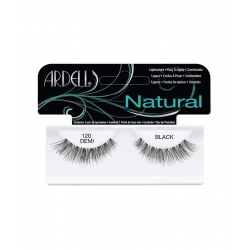 ARDELL NATURAL LASHES 120 DEMI Black Eyelashes
