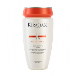 KÉRASTASE NUTRITIVE Bain Satin 2 Irisome exeptional nutrition Shampoo 250ml