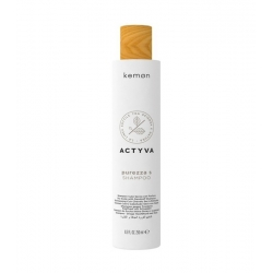 KEMON ACTYVA PUREZZA S Shampoo for dry, dandruff-prone scalp 250ml