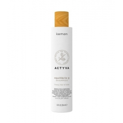KEMON ACTYVA EQUILIBRIO Shampoo for oily hair and scalp 250ml