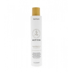 KEMON ACTYVA Equilibrio Shampoo for oily scalp 250ml
