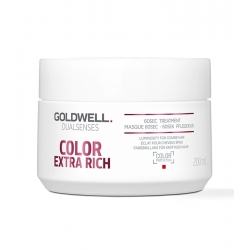 Goldwell - DUALSENSES - Color Extra Rich / 60-Sec Treatment | 200 ml.