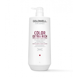 Goldwell Dualsenses Color Extra Rich Shining Conditioner For Thick And Coarse Hair 1000ml