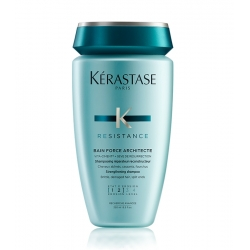 KERASTASE RESISTANCE Bain Force Architecte shampoo for brittle and damaged hair 250ml