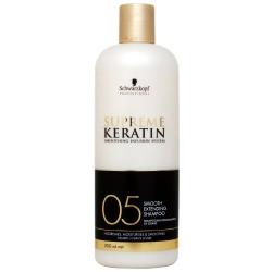 Schwarzkopf Professional Supreme Keratin Smooth Extending Shampoo 300 ml