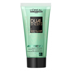 L'Oréal Professionnel Tecni-Art Dual Stylers Liss & Pump-Up Cream-Gel 150 ml