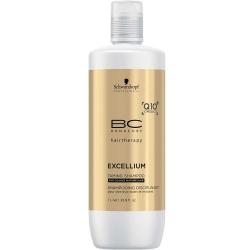 SCHWARZKOPF BC EXCELLIUM TAMING SHAMPOO for mature hair 1000 ML