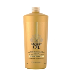 L'OREAL PROFESSIONNEL MYTHIC OIL SHAMPOO FOR FINE HAIR 1000ML