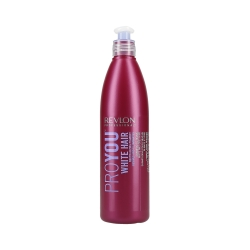 REV PY WHITE HAIR SHAMPOO 350ML
