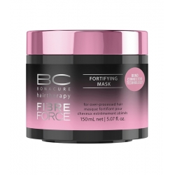 Schwarzkopf Professional BC Hairtherapy Fibre Force Fortifying Mask Over-Processed Hair 150 ml