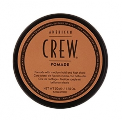 American Crew Medium Hold with High Shine Pomade 50 g