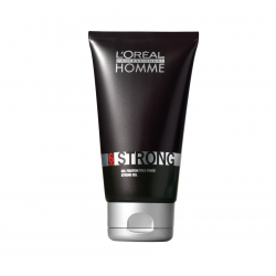 L'Oreal Professionnel Homme Strong  High fixing Gel 150