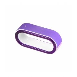 TOOLS FOR BEAUTY 3-way oval nail buffer block