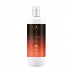 Schwarzkopf Professional BC Hairtherapy Oil Miracle Argan Oil-In-Shampoo Normal Thick Hair 1000 ml