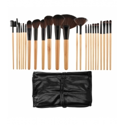 TOOLS FOR BEAUTY Set of 24 make-up brushes