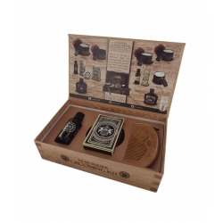Dear Barber Grooming Kit Moustache and Beard