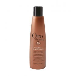 Fanola Oro Therapy Rubino Puro Keratin Shampoo Coloured Treated Hair 300 ml