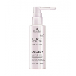 Schwarzkof Professional BC Hairtherapy Excellium Pluming Tonic Fine Mature Hair 100 ml