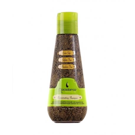 Macadamia Rejuvenating Moisturizing Shampoo 100 ml