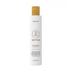 Kemon Actyva Disciplina Silkness & Control Shampoo 250 ml