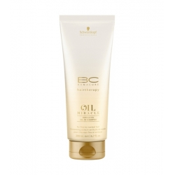 Schwarzkopf Professional BC Hairtherapy Oil Miracle Marula Oil-In-Shampoo Normal Thick Hair 200 ml