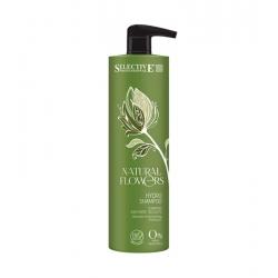 Selective Professional Natural Flowers Hydro Delicate Moisturising Shampoo 1000 ml