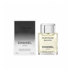 CHANEL Platinum Egoiste Eau de Toilette 50ml