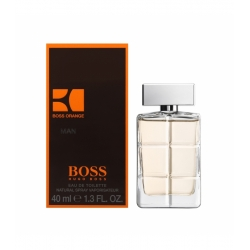HUGO BOSS Boss Orange Eau De Toilette 40ml