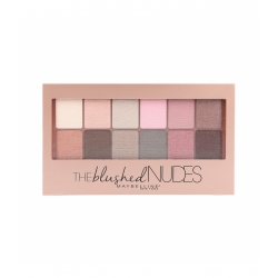 MAYBELLINE The Blushed Nudes Eyeshadow palette | 9.6 gr.