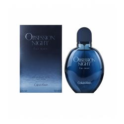 CALVIN KLEIN Obsession Night Men Eau de Toilette 125ml