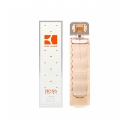 HUGO BOSS Orange For Her Eau De Toilette 75ml