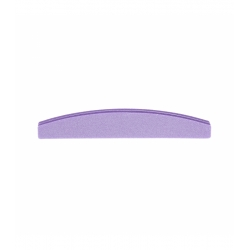 TOOLS FOR BEAUTY 2-way Nail buffer block - Purple