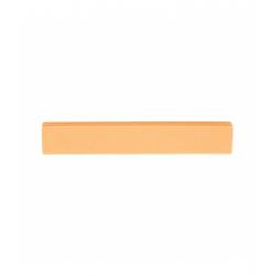 TOOLS FOR BEAUTY 2-way Nail buffer block  - Orange