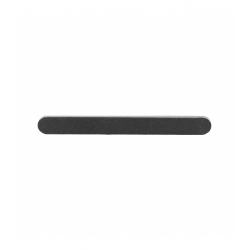 TOOLS FOR BEAUTY Paper nail file 100/180 - Black