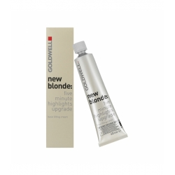 GOLDWELL NEW BLONDE Five minute highlights upgrade base lifting cream 60ml