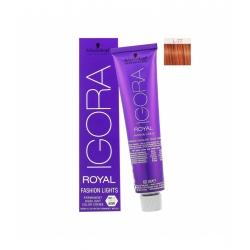 SCHWARZKOPF PROFESSIONAL IGORA ROYAL Fashion Light hair dye 60ml