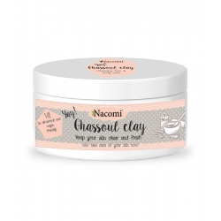 NACOMI Ghassoul clay face and body mask 94g