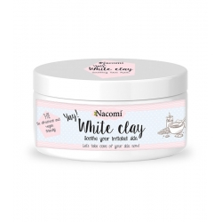NACOMI White clay face mask 50g