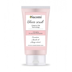 NACOMI Creamy Oils Technology Anti-aging face scrub 85ml