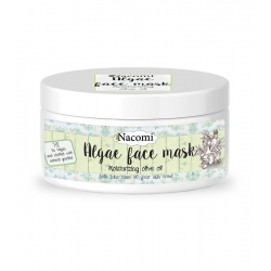 NACOMI Moisturizing olive oil algae face mask 42g