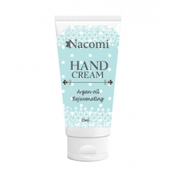 NACOMI Rejuvenating hand cream with argan oil 85ml