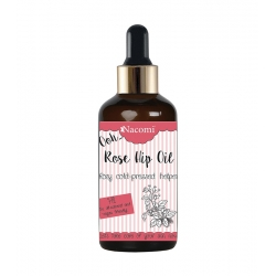 NACOMI Rosy, cold-pressed rosehip oil 50ml
