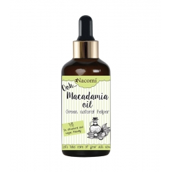 NACOMI Natural Macadamia oil 50ml