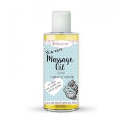 NACOMI Sweet raspberry cupcake massage oil 150ml
