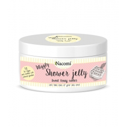 NACOMI Sweet honey wafers shower jelly 100g