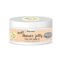NACOMI Freshly baked papaya pie shower jelly 100g