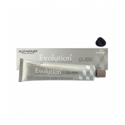 ALFAPARF Evolution of the Color Metallics Cube 3D Tech permanent coloring cream 60ml