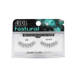 ARDELL PROFESSIONAL Natural eyelashes 108 Demi Black